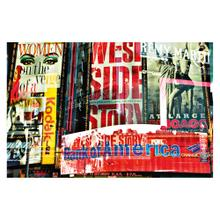 See Details - Times Square Neon Stories - Giant Art