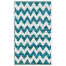Hvi01 Turquoise Rug