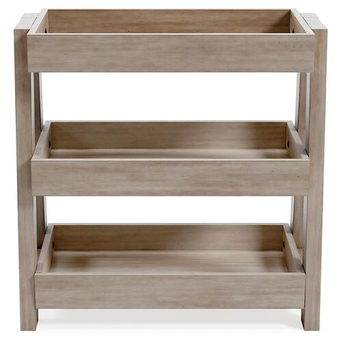 Blariden Shelf Accent Table