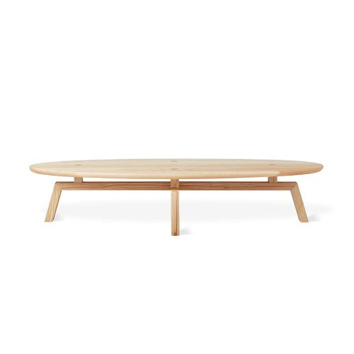 Solana Oval Coffee Table New Ash Natural