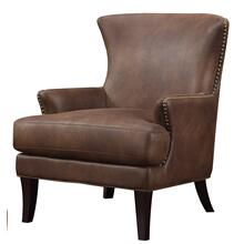 Emerald Home Nola Accent Chair Dixon Java Brown U3566p-05-05