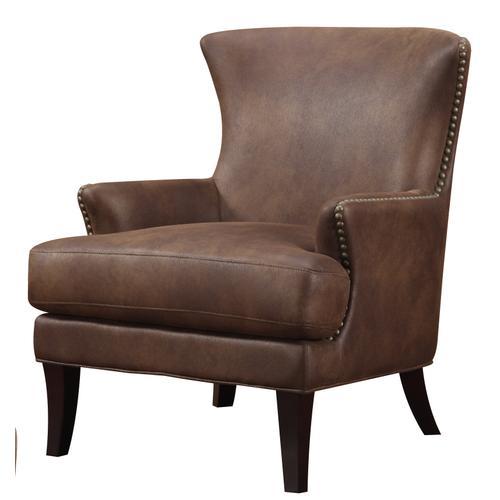 Emerald Home Nola Accent Chair Dixon Java Brown U3566p-05-05
