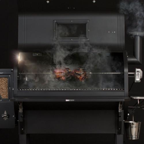 Green Mountain Grills - GMG Rotisserie Kit - PEAK/JB