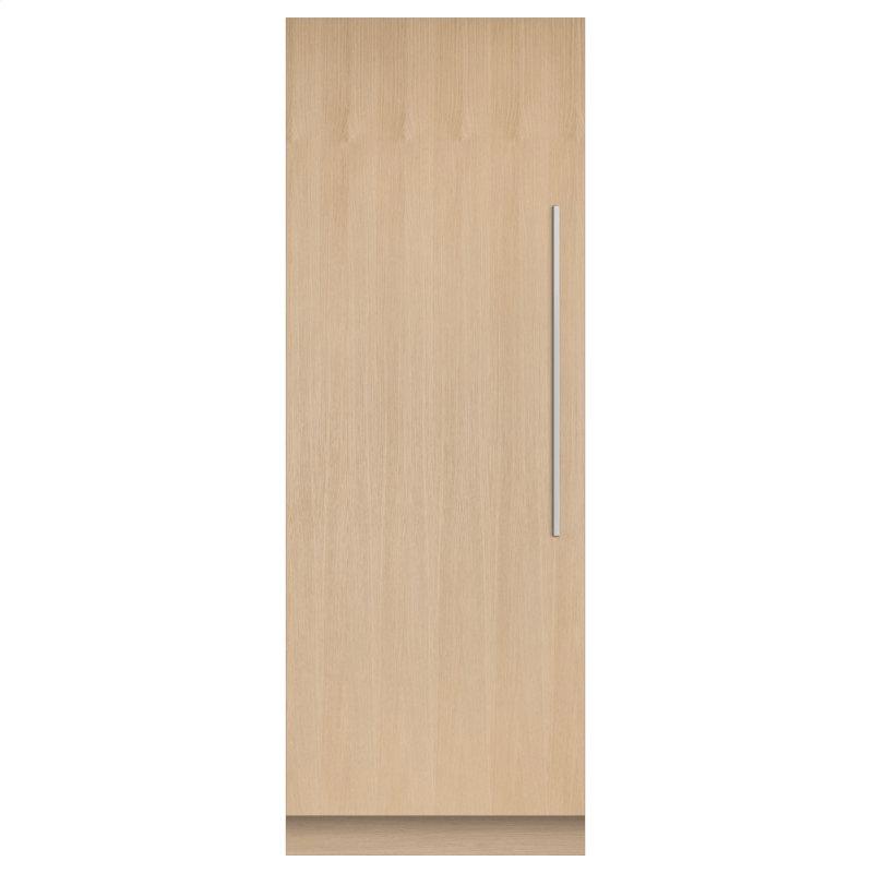 "Integrated Column Refrigerator, 30"""