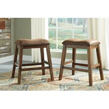 Upholstered Stool Set of 2