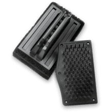 Replacement Brush Head and Scrubber