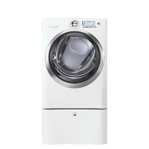 Electrolux - Front Load Gas Dryer with Wave-Touch® Controls featuring Perfect Steam - 8.0 Cu. Ft.