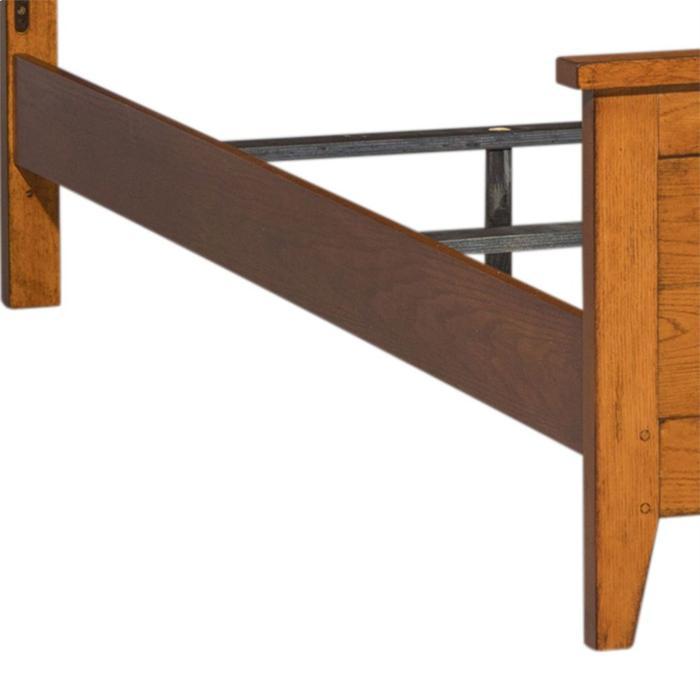 Full Panel Rails & Slats
