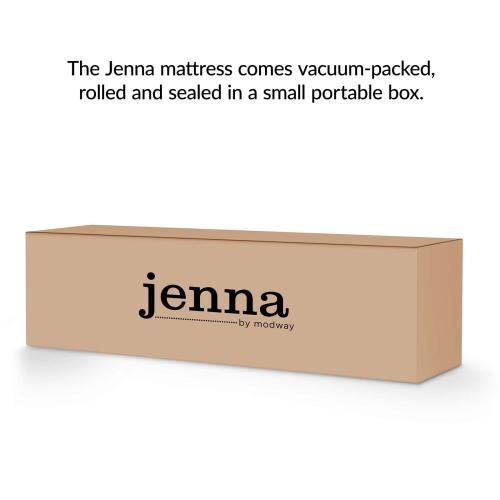 """Jenna 10"""" California King Innerspring Mattress"""