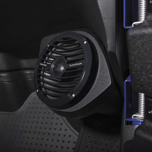 "Rockford Fosgate - 6.5"" front lower speaker enclosures (pair) for select YXZ® models"