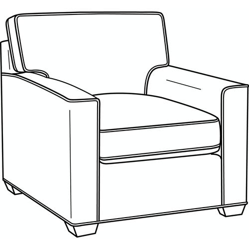 Braxton Culler Inc - Easton Chair