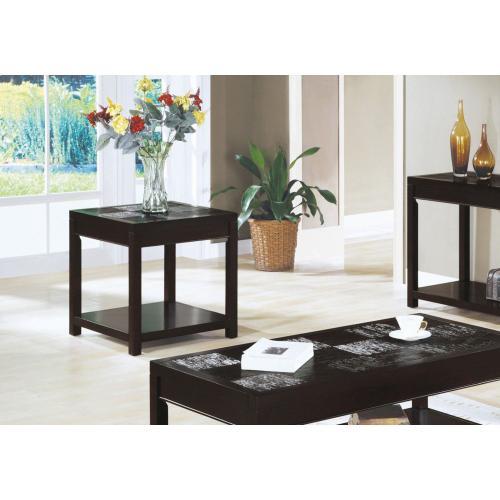 Gallery - ACCENT TABLE - ESPRESSO VENEER