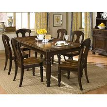 Florentine Leg Dining Room