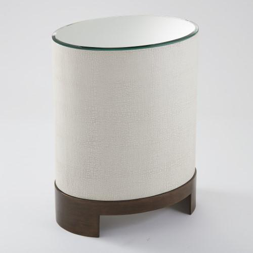 Ellipse Accent Table