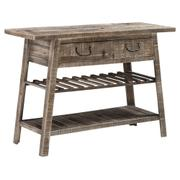 Camp Ridge Sofa/console Table Product Image