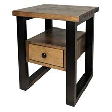 See Details - Farmhouse End Table