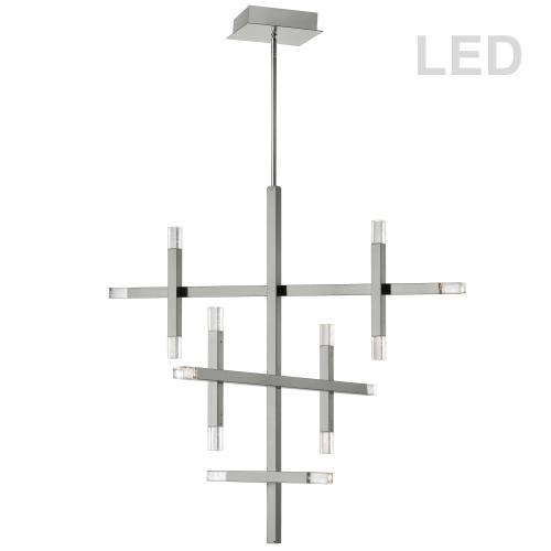 Product Image - 56w Chandelier, PC W/ Acrylic Diffuser