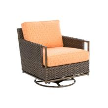 View Product - Gramercy Deep Seating Swivel Glider