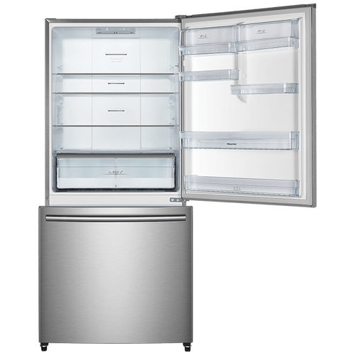 Full Size - 17.1-cu ft Bottom-Freezer Refrigerator