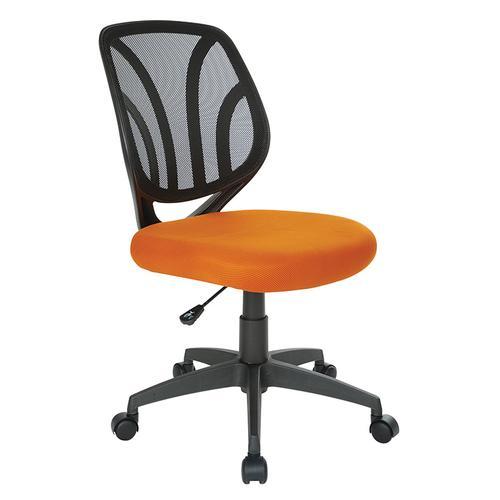 Office Star - Screen Back Armless Task Chair