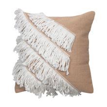 18x18 Hand Woven Freya Pillow