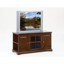 See Details - KD TV Stand Cherry