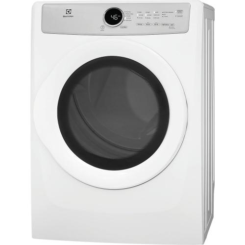 OPEN BOX Front Load Gas Dryer with 5 cycles - 8.0 Cu. Ft.