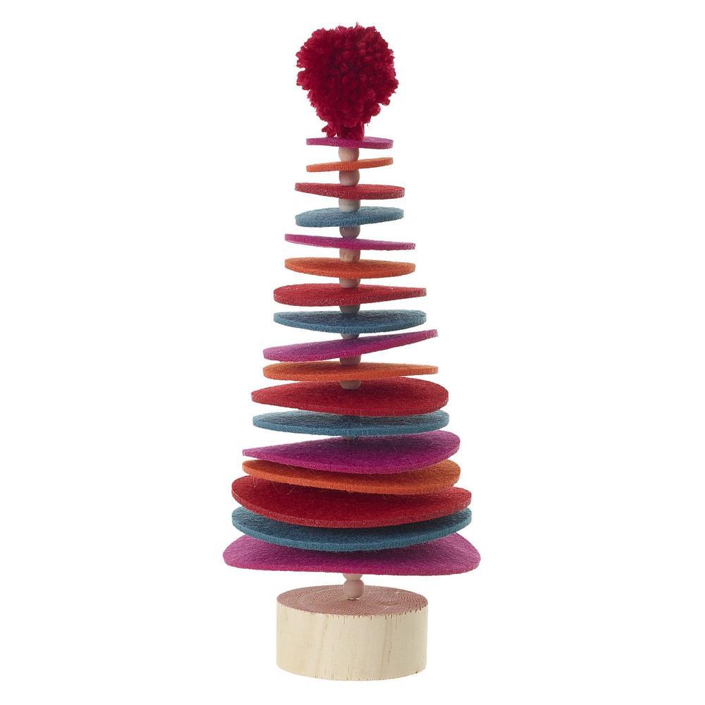 "See Details - Sugar Plum Tree (Size:4.75"" x 11"", Color:Multicolor)"
