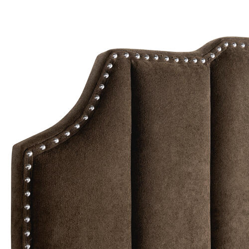 Harper Queen Upholstered Bed