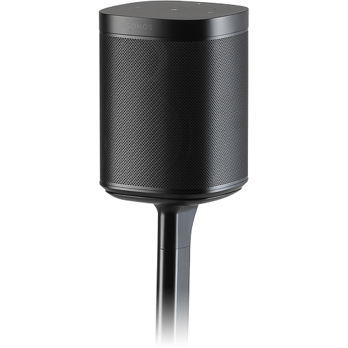 White- Flexson Adjustable Floor Stand (Pair)