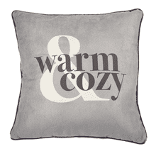 Pillow - Warm & Cozy