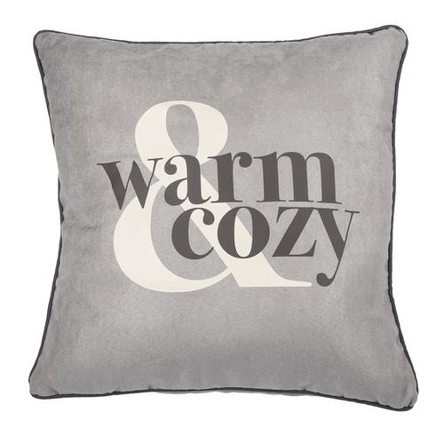 Pillow - Warm & Cozy