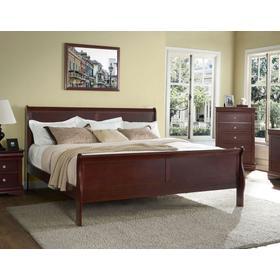 Orleans King 4-Piece Bedroom (KingBed/DR/MR/NS)