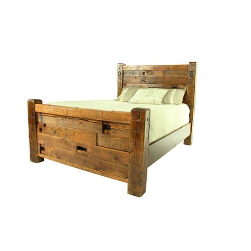 Western Traditions - Elite Bed - Queen Headboard Only