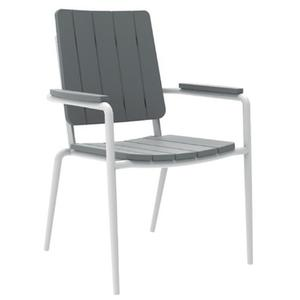 Hip Dining Arm Chair (410)