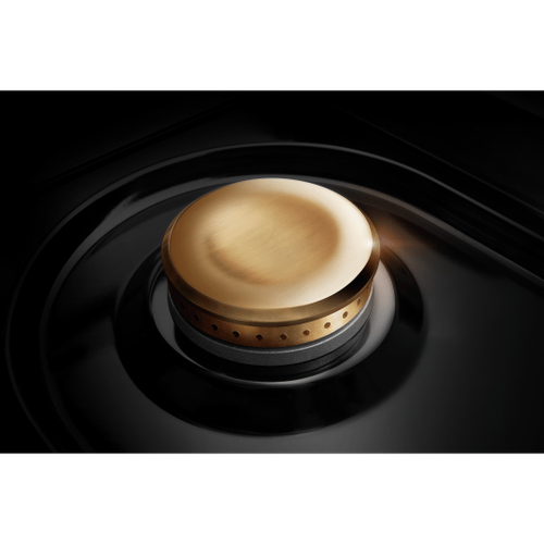 """48"""" RISE™ Gas Professional-Style Rangetop with Chrome-Infused Griddle"""