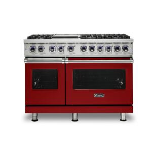 "Viking48"" Dual Fuel Range - VDR7482 Viking 7 Series"