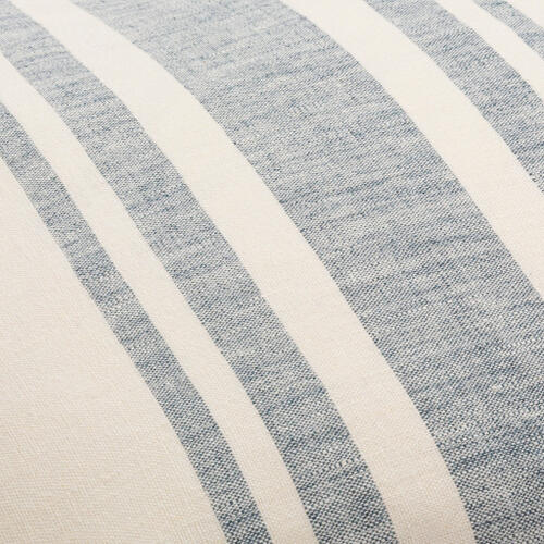 "Surya - Linen Stripe Buttoned LNB-003 22""H x 22""W"