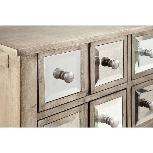 Estrada 2-door 2-drawer Accent Cabinet