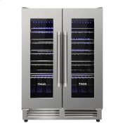 42 Bottle Dual Zone Built-in Wine Cooler