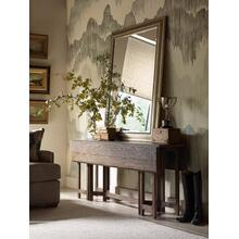 Rectangular Drop Leaf Console Table