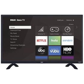 "55"" SMART 4K UHD LED RCA ROKU TV (RTRU5527-US)"