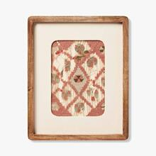 0321330068 Vintage Rug Fragment Wall Art