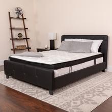 See Details - Capri Comfortable Sleep 12 Inch Memory Foam and Pocket Spring Mattress, King Mattress in a Box