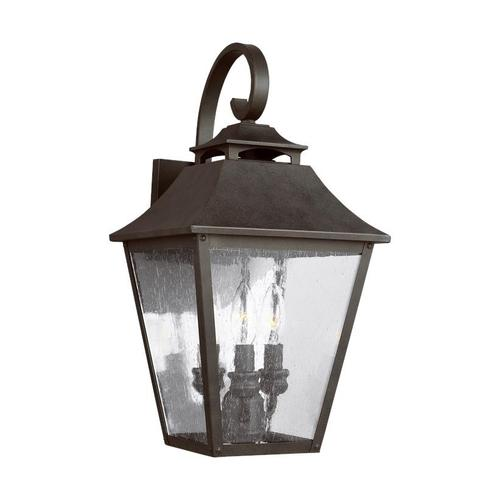 Galena Medium Lantern Sable