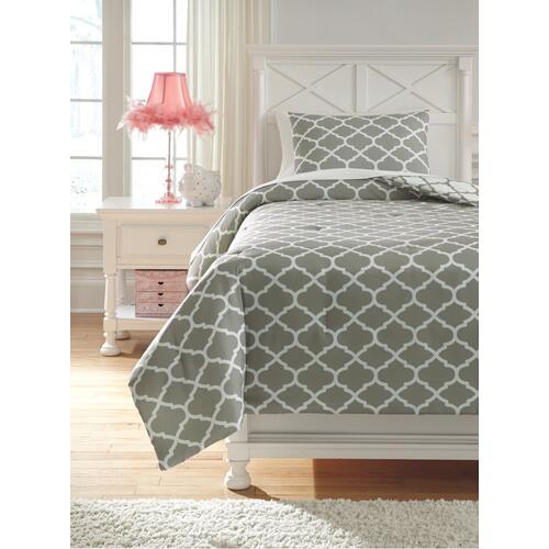 Media 2-piece Twin Comforter Set