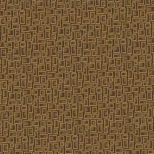 Flash Furniture - 18.5''W Church Chair in Mirage Sable Fabric - Gold Vein Frame