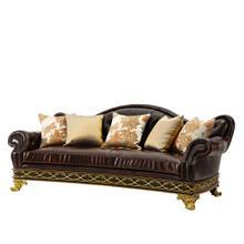 Italian Repose Sofa