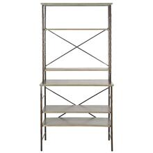Brooke 6 Tier Etagere - French Grey
