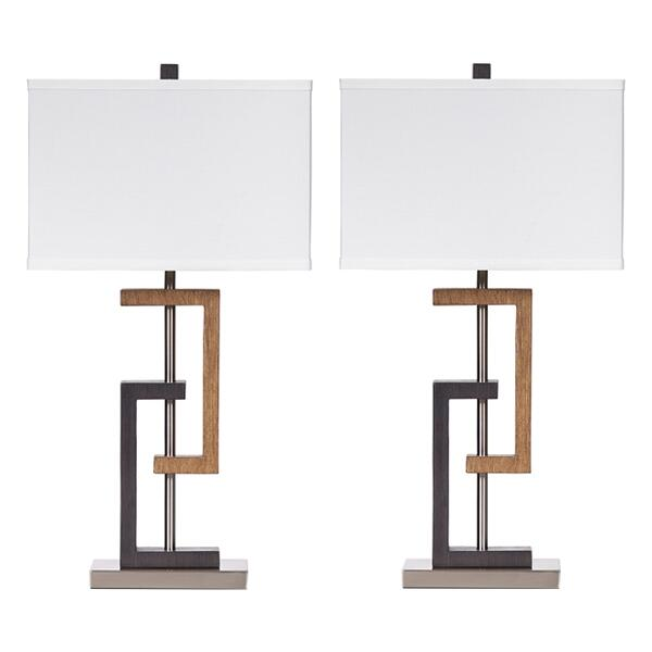See Details - Syler Table Lamp (set of 2)